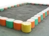カワイクリーンSATは、こどもたちが安心して遊べるよう安全的にも衛生的にも優れた砂場環境を提供します。